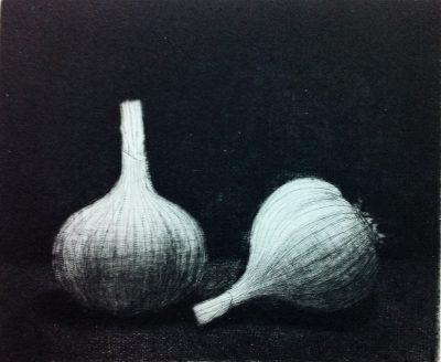 Kaksi valkosipulia v. 1993